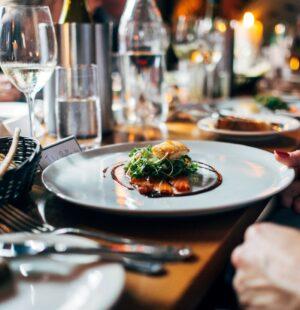 Restaurant Skills - Level 5