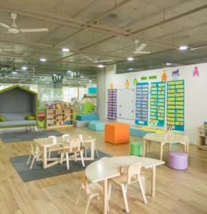 Work Experience (Childcare) -