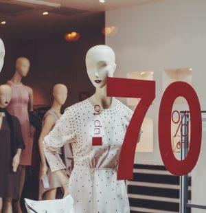 1172 Visual Merchandising and Window Dressing (2 Days) - Essentials