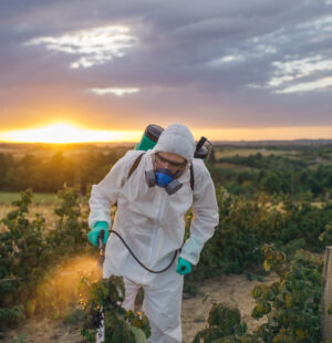 Hand Held Pesticide Application - Level 5