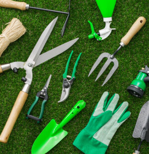 Horticultural Tools and Equipment - Level 4