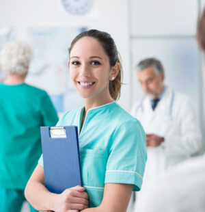 Work Experience (Healthcare) - Online - Level 5