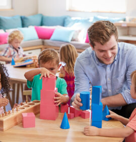 Work Experience (Childcare) - Level 6